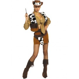 COW GIRL - kostým