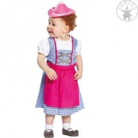 Heidi - tradiční dětský kostým D