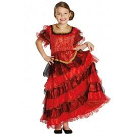 Španělka - kostým