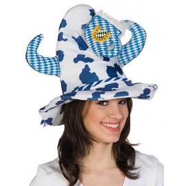 Klobouk Oktoberfest dámský vel. 57 - 58 D