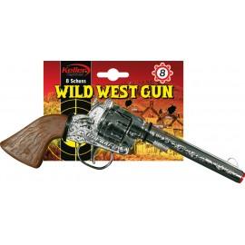 Kovová pistole Rapido - 8 ran D