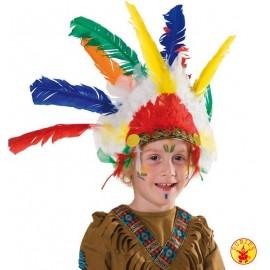 Indiánská čelenka dětská D