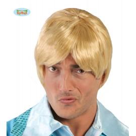 Pánská paruka blond