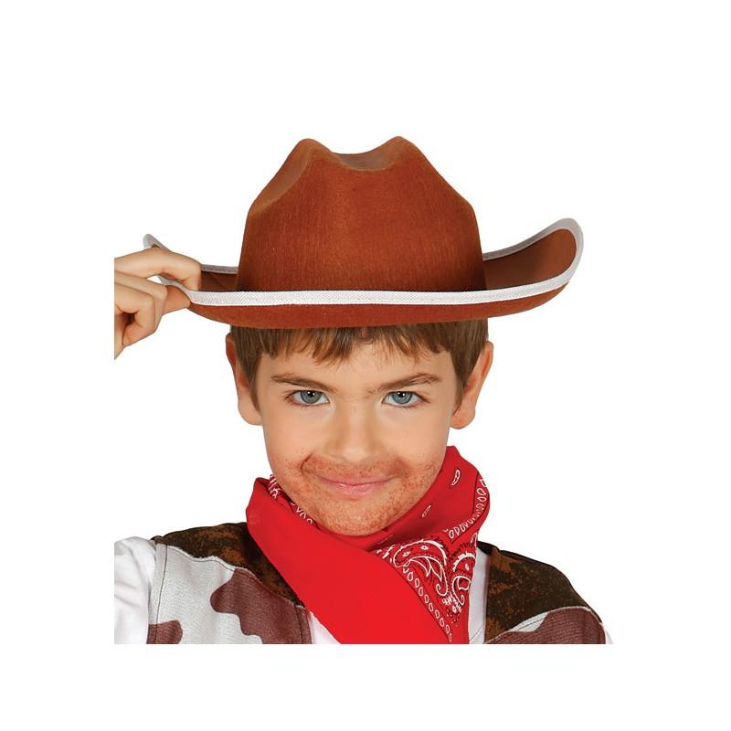 2a22c3d15d1 Dětský kovbojský klobouk