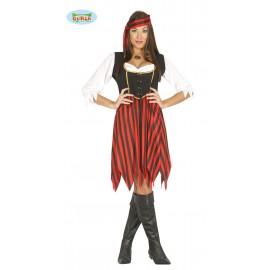 Kostým pirátky