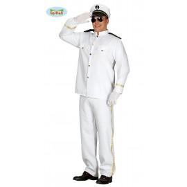 Kapitán - kostým x