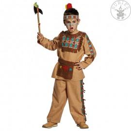 Indián Nawi -kostým