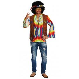 Hippie - pánský kostým x