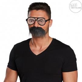 Brýle s vousy - set D