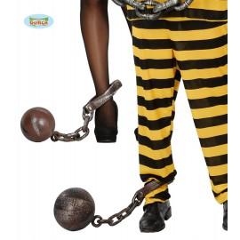 Vězeňská koule - okovy
