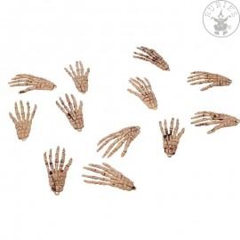 Ruce kostlivce 8 cm 12 ks D