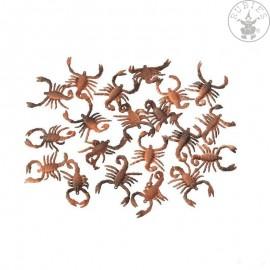 20 škorpionů 5 cm D