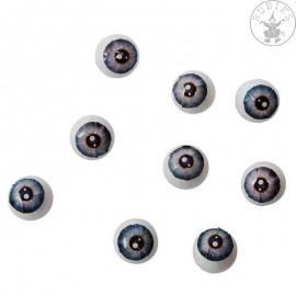 Dekorační oči 9 ks