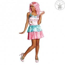 Sexy Candygirl - kostým POP STARS