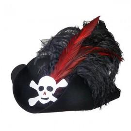 Pirát z pravého filcu D