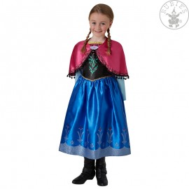 Anna Deluxe Frozen Child - licence