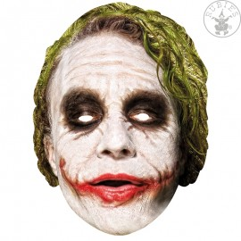 Maska Joker Card - kartonová maska