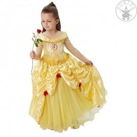 Belle Premium - dětský luxusní kostým - 620483 x