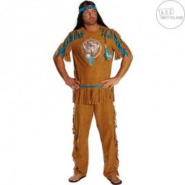 Indián Acawoy - kostým x