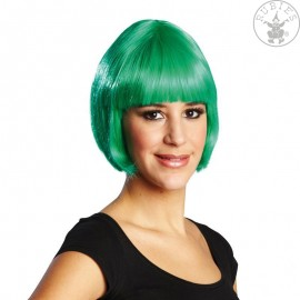 Trixy zelená - karnevalová paruka D