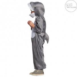 Žralok - kostým dětský D