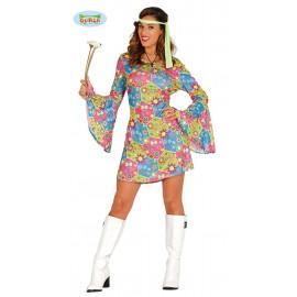 Hippie - dámský kostým