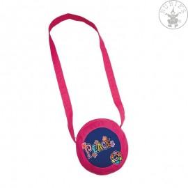 Hippie kabelka růžová D
