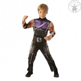 Hawkeye Avengers Assemble Deluxe - Child - licenční kostým