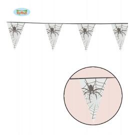 Girlanda s pavouky 600 cm