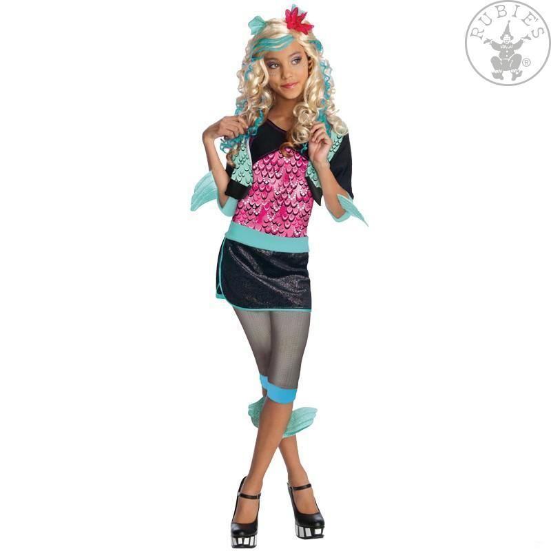 Lagoona Blue - kostým Monster High - licenční kostým