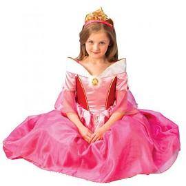 Kostým Sleeping Beauty Platinum - licenční kostým D Šípková Růženka - Sleeping Beaut