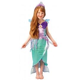 Ariel Deluxe - licenční kostým D Mořská víla Arielle