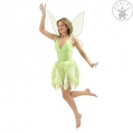 Zvonilka - kostým s křídly - licenční kostým Zvonilka - Tinker Bell