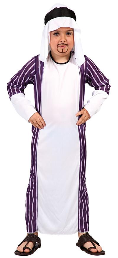 Dětský karnevalový kostým Arab 4 - 6 let D