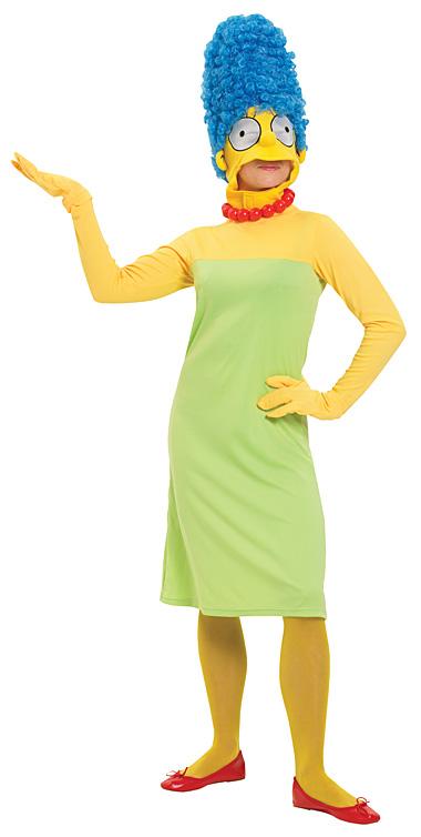 Marge Simpson - licenční kostým D