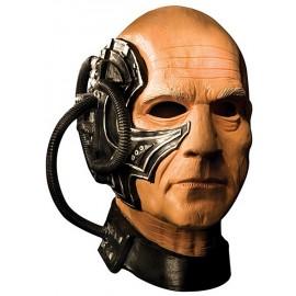 Locutus DLX Latex Maske - licence D Filmoví hrdinové