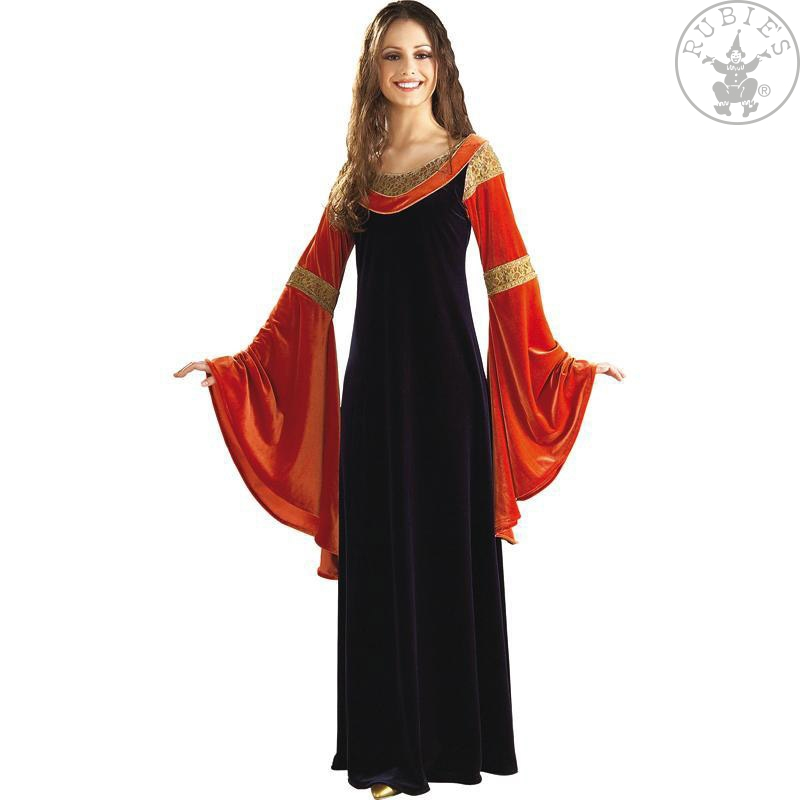 Sametové šaty Arwen Deluxe - licenční kostým