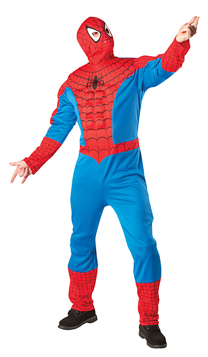 Kostým Spiderman Muscle Chest - licence D