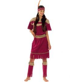 Kostým INDIANA GIRL II Indiáni, -ky, kovbojové