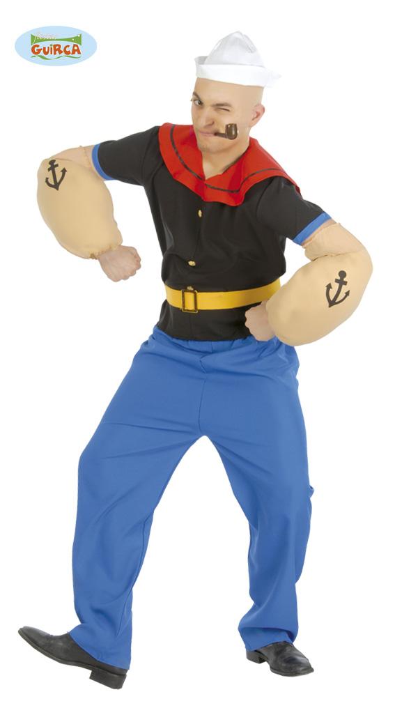 Kostým Pepek námořník 52 - 54