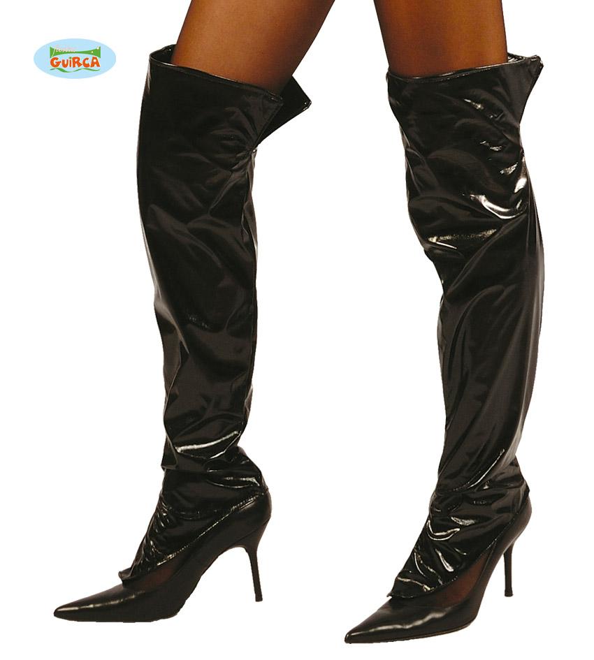 Návleky na boty černé X
