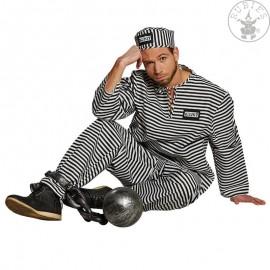 Kostým pro dospělé - vězeň Profese