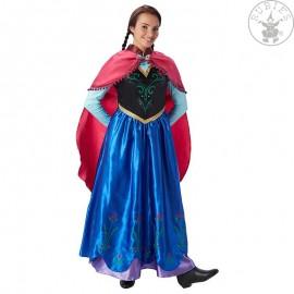Anna Frozen Adult - kostým Ledové království