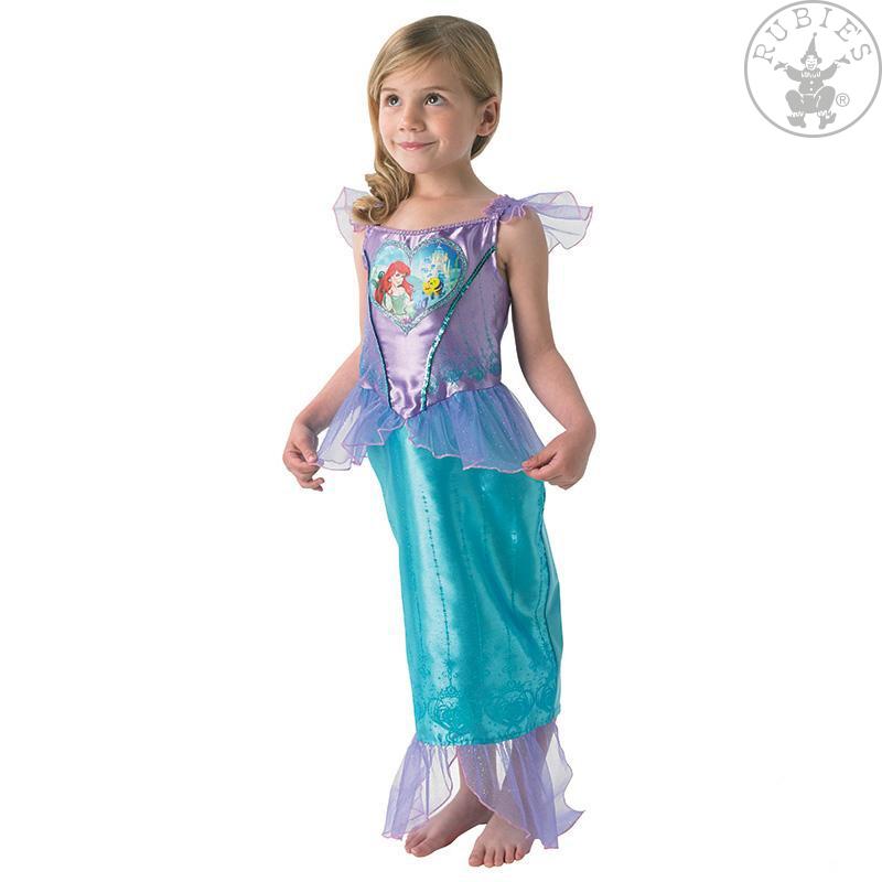 Ariell Loveheart - dětský kostým Ariel mořská víla X