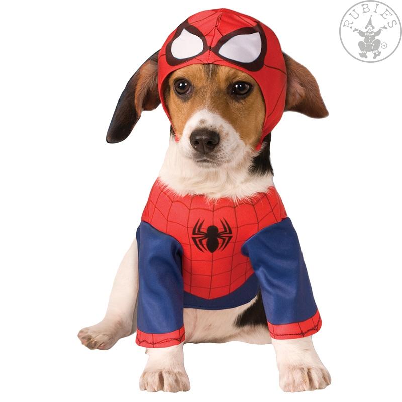 Spiderman - kostým pro pejsky