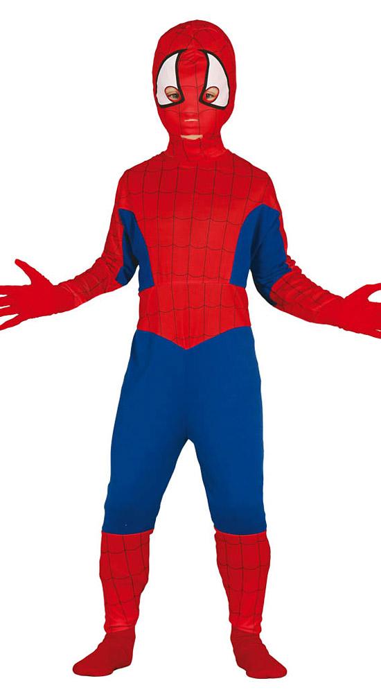 Spiderman - kostým pavoučí muž 5 - 6 let