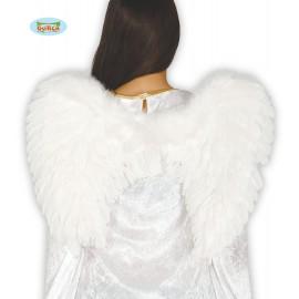 Andělská křídla 50 cm Mikuláš, čert, anděl