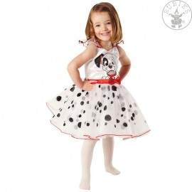 Dalmatiner Ballerina - licenční kostým D 101 Dalmatínů - Cruela