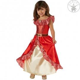 Elena Deluxe - Child Larger Size - licenční kostým Elena z Avaloru