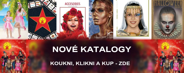Nové katalogy - klikněte na obrázek